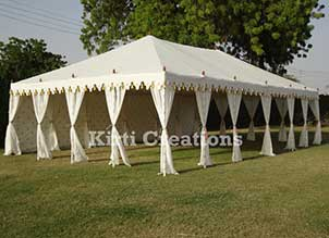 Aesthetic Indian Tent