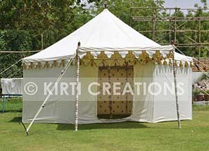 Imperial Resort Tent