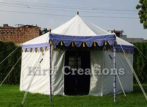 Colonial Resort Tent