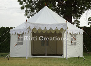 Romantic Resort Tent