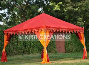 Colonial Event Tent