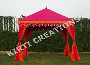 Colonial Handmade Tent
