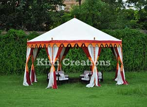 Distinctive Royal Tent