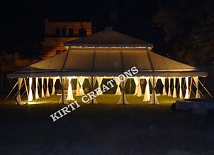 Special Royal Tent