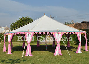 Durable Maharani Tent