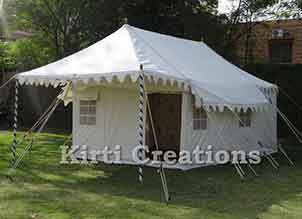 Durable Swiss Cottage Tent
