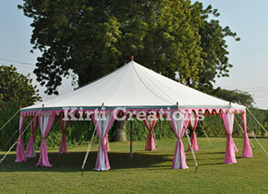 Efficient Maharani Tent