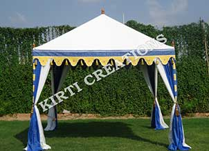 Efficient Royal Tent