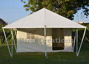 Luxurious Swiss Tent