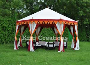 Traditional Event Tent