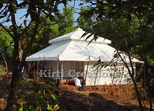 Fabulous Indian Tent
