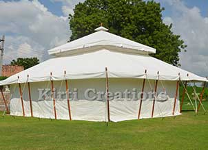 Handcrafted Luxury Tent