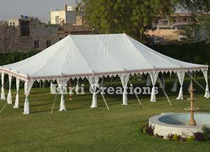 Handmade Royal Tent