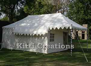 Handmade Swiss Cottage Tent