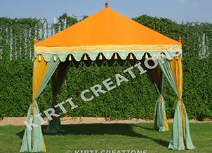 Imperial Luxury Tent