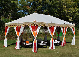 Indian Event Tent