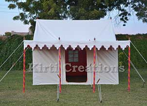 Designer Resort Tent