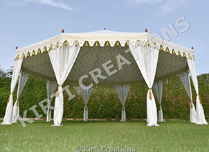 Magical Maharani Tent