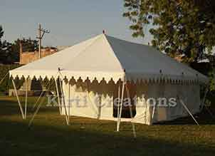 Magical Swiss Cottage Tent