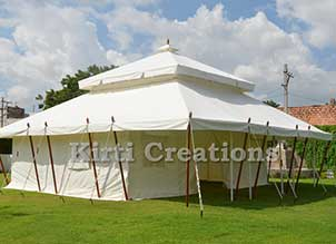 Handmade Resort Tent