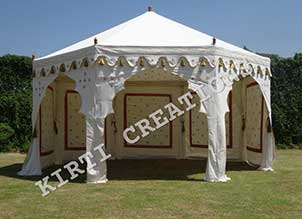 Romantic Royal Tent