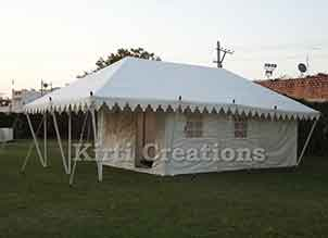 Wedding Swiss Tent
