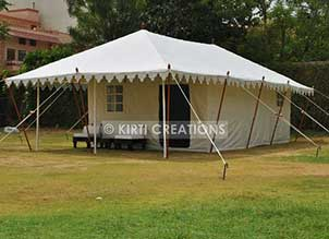 Majestic Resort Tent