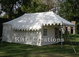 Decadent Resort Tent
