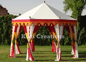 Splendid Indian Tent