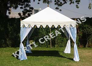 Traditional Garden Tent