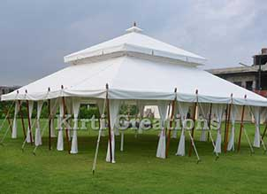 Traditional Indian Tent