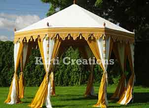 Traditional Pavilion Tent